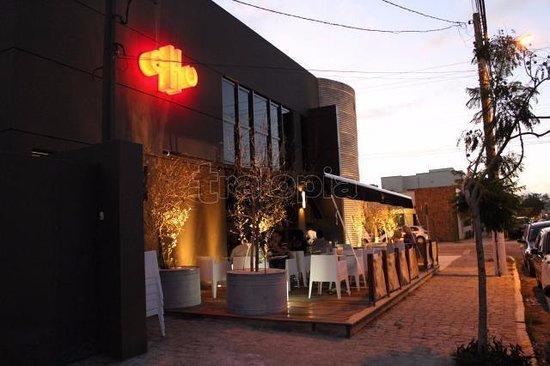 Navirai, MS: Restaurante