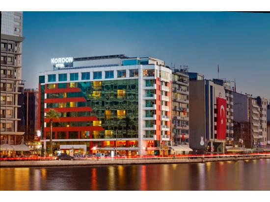 Kordon Hotel Pasaport: Kordon Otel Pasaport - Dış Görünüm