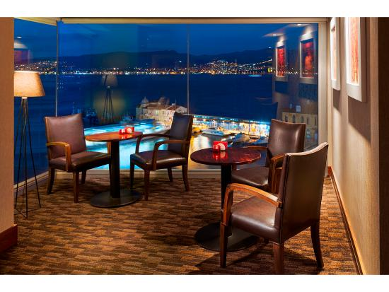 Kordon Hotel Pasaport: Kordon Otel Pasaport - Roof Bar