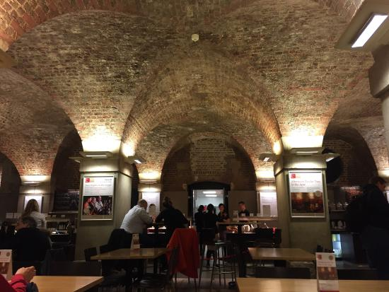 St Martin In The Fields Cafe In The Crypt Menu