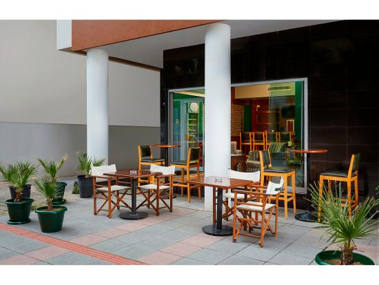 Kordon Otel Alsancak: Cafe