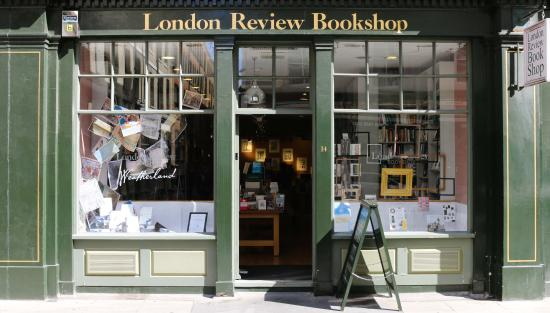 ‪London Review Bookshop‬