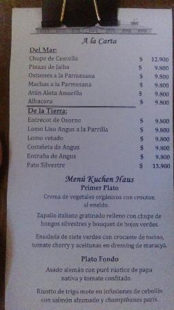 Kuchen Haus Santiago Restaurant Reviews Phone Number Photos