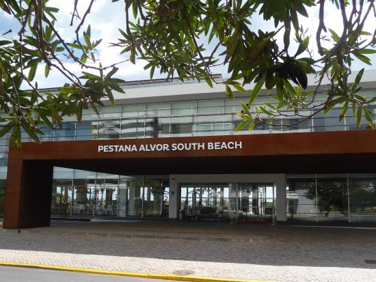 Balcony picture of pestana alvor south beach alvor tripadvisor