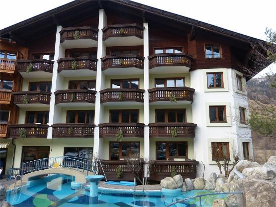 Harmony's Hotel Kirchheimerhof: Hotelansicht