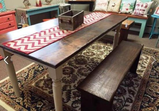 Ruckersville, เวอร์จิเนีย: Furniture