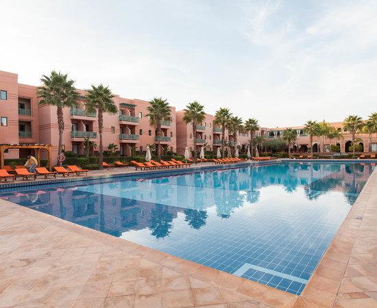 Les jardins de l 39 agdal hotel spa 123 1 3 6 - Les jardins de l agdal hotel spa ...