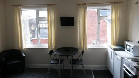 Brampton Guesthouse: Self contained holiday flat
