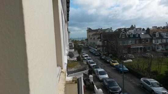 Brampton Guesthouse: View from holiday flat