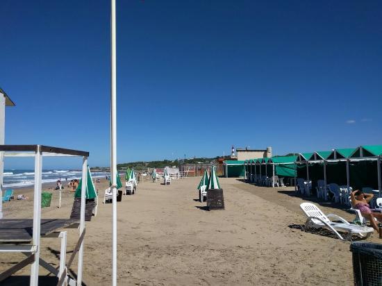 Balneario Parador South Beach Vistas De La Playa En