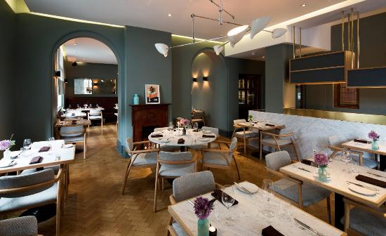 Town Hall Hotel: Typing Room Restaurant