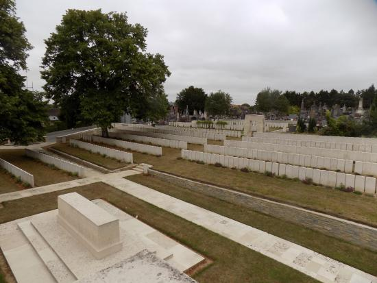 Corbie Communal Cemetery Extension