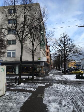 Hotel Kaiserhof: Außenansicht