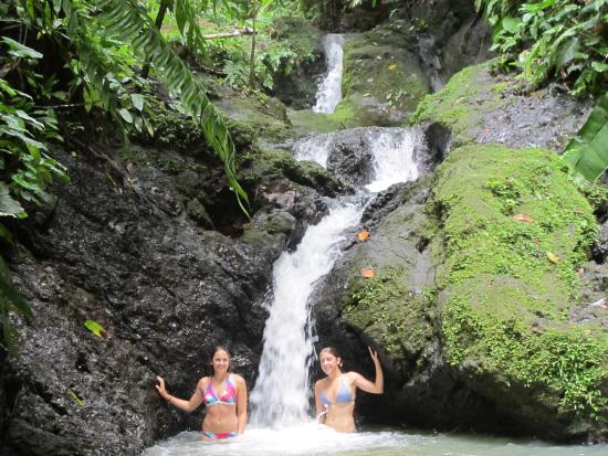 Drake Bay, كوستاريكا: More Waterfalls