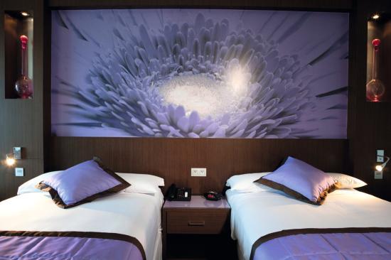 Hotel Riu Plaza Panamá: Guest Room