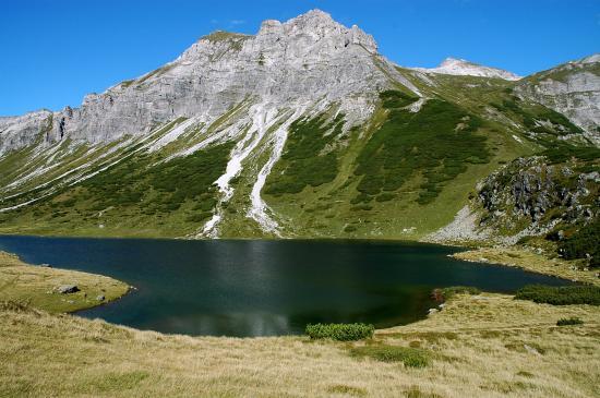 Mariapfarr, Austria: Oberhüttensee