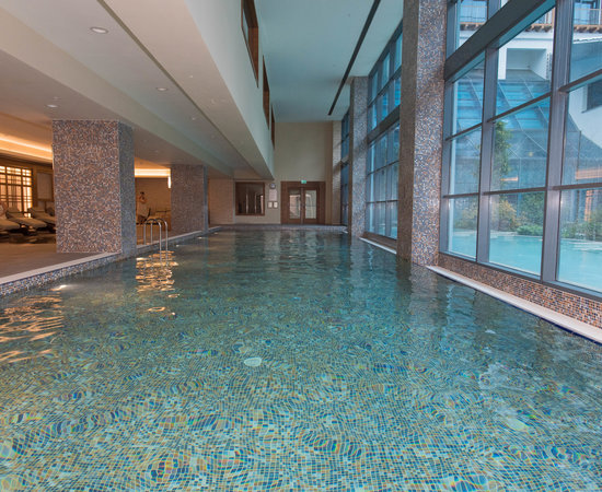 The Pool at the Radisson Blu Hotel & Spa - Istanbul Tuzla