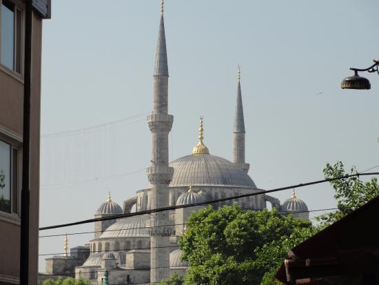 Noahs Ark Hotel Istanbul: Vista Nohas Ark Hotel