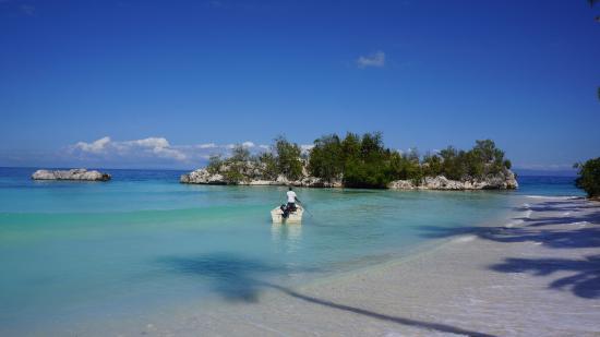 Petit Goave, Haiti: plage de kokoye