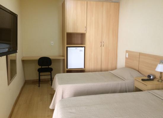 Hotel Americano: Quarto Duplo (twin)