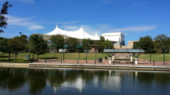 cynthia woods mitchell pavilion picture of cynthia woods mitchell rh tripadvisor com