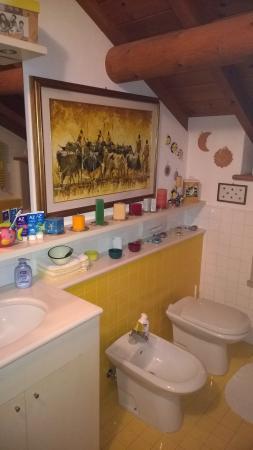 Il bagno in comune foto di b b san giorgio sovramonte - Bagno in comune ...