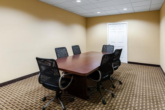 Comfort Suites at Katy Mills : Conference Room