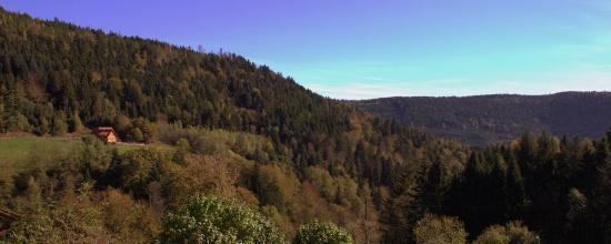 Nordrach, Niemcy: Blick ins Tal
