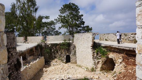Ouest Department, Haití: fort jacques
