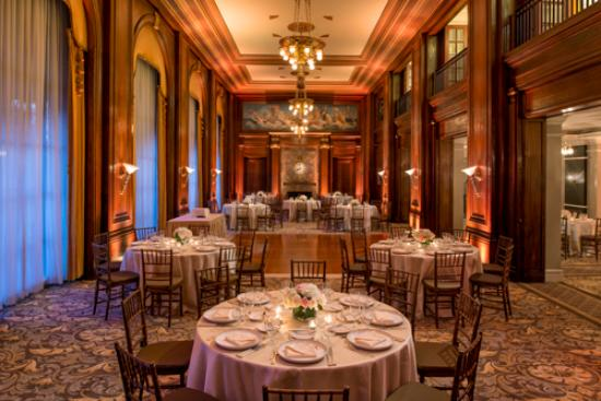 The Army And Navy Club Washington Dc Restaurant Bewertungen