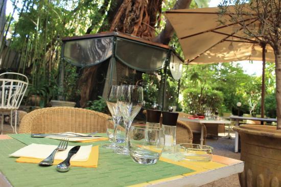 Hotel Windsor Nice: Restaurant Wi Jungle