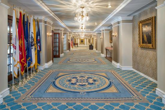 2nd floor parade picture of the army and navy club washington dc rh tripadvisor com
