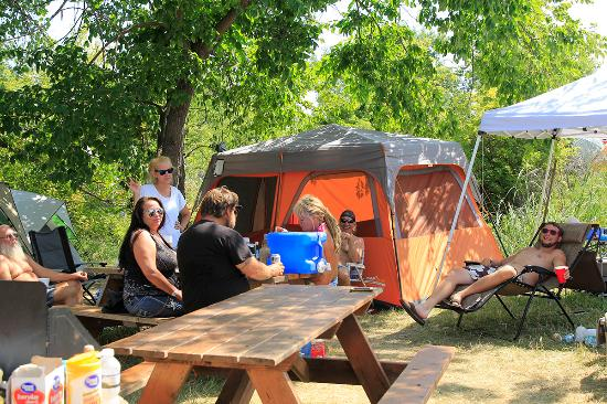 Buffalo Chip C&ground Tenting is a popular at the Buffalo Chip & Tenting is a popular at the Buffalo Chip - Picture of Buffalo Chip ...