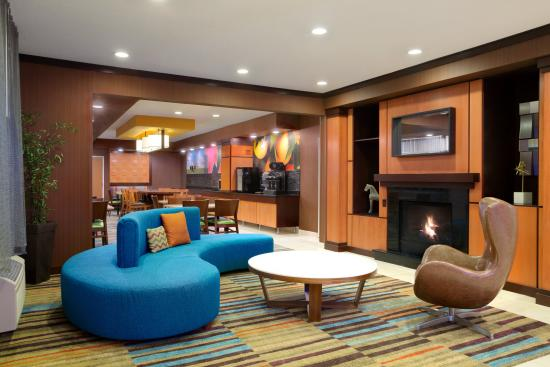 Fairfield Inn & Suites Minneapolis St. Paul/Roseville