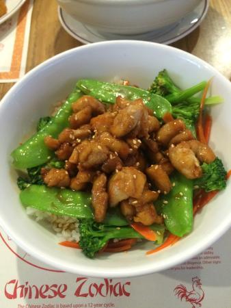 Liu's Oriental Cuisine