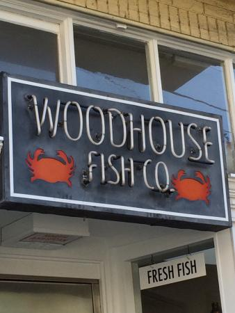 Picture of woodhouse fish company san for Woodhouse fish co
