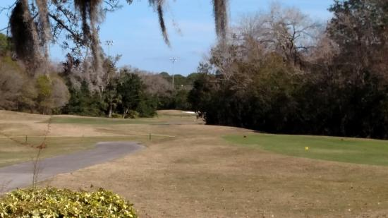 Chi Chi Rodriguez Golf Club: look down the fairway