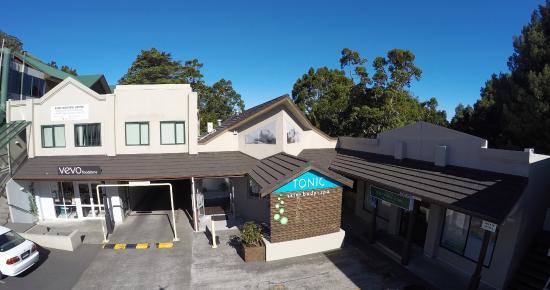 Titirangi, Новая Зеландия: Entrance