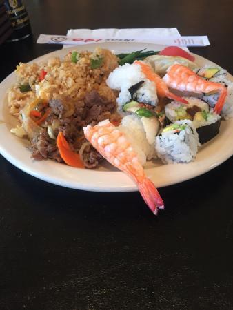 Enjoyable Obi Sushi Reston Menu Prices Restaurant Reviews Beutiful Home Inspiration Semekurdistantinfo