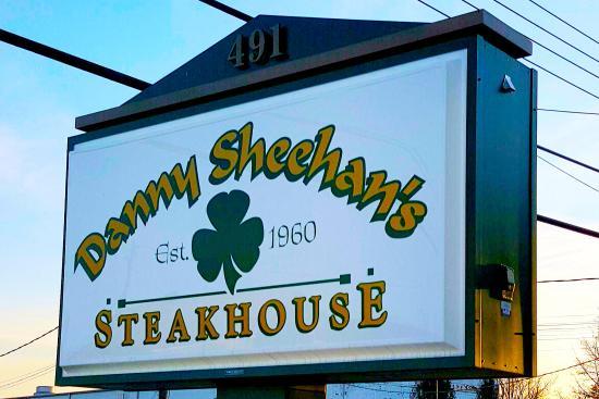 Danny Sheehan's Steak House: Danny Sheehan's in Lockport, New York, USA