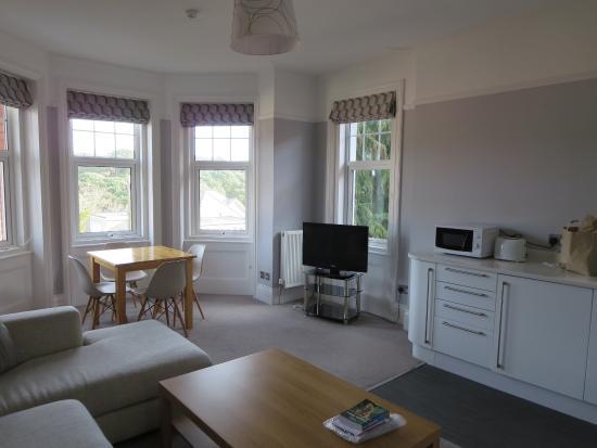 living dining room apartment 3 picture of alum chine beach house rh tripadvisor co uk