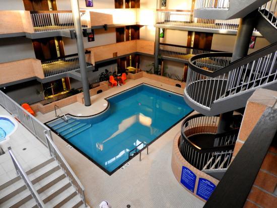 super pool picture of best western plus village park inn. Black Bedroom Furniture Sets. Home Design Ideas