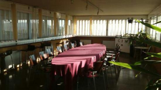 Cim: Sala privada