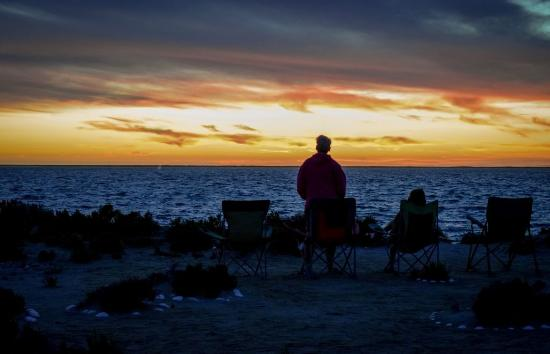 Baja Discovery : First evening's sunset