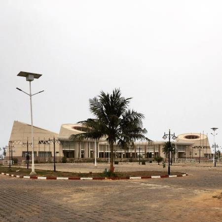 Palais des congres cotonou benin top tips before you go with photos tripadvisor - Restaurant palais des congres ...