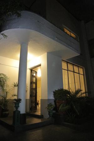 Hotel Casa Gonzalez : Evening