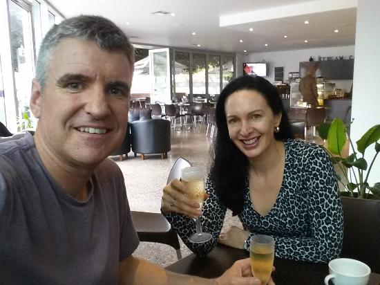 Burwood, Avustralya: Our 21st Anniversary Lunch