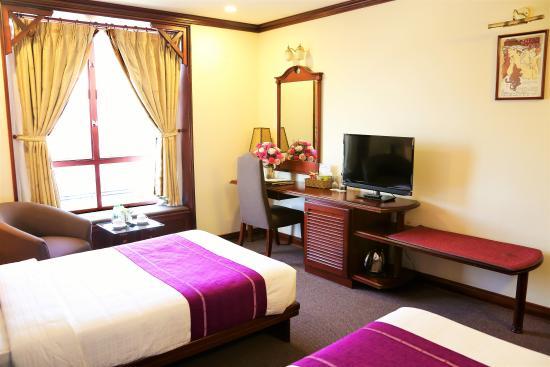 TTC Hotel: Deluxe Room