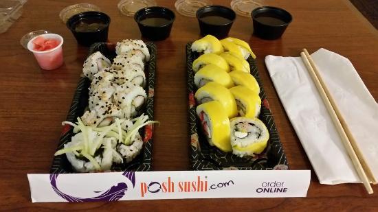 Posh Sushi Express