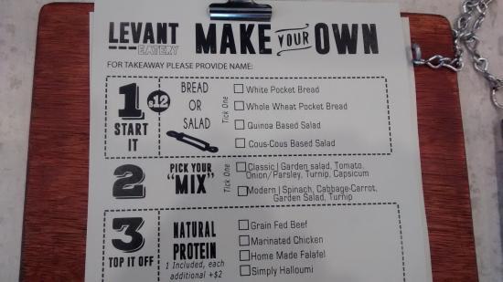 Levant Eatery